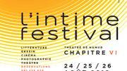 Intime Festival Chapitre 6: Mathieu Amalric, Isabelle Nanty, Marie Gillain seront les grands lecteurs