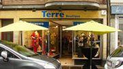 Nouvelle boutique Terre à Namur