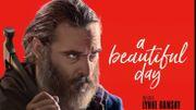 """Les critiques d'Hugues Dayez avec """"A beautiful day"""", Prix d'interprétation à Cannes pour Joaquin Phoenix"""