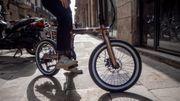 Vélo électrique et vélo d'appartement deux en un, ça existe !