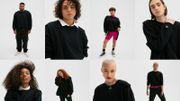 Converse crée sa première collection de vêtements unisexes