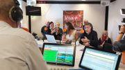 Frédéric François en direct sur VIVA +, c'est maintenant !