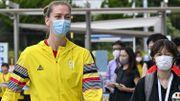 """Tokyo 2020: Emma Meesseman détendue à l'approche de ses débuts olympiques: """"on suit le courant"""""""