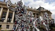 Spectaculaire FIAC 2013, à Paris
