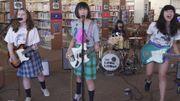 Elles ont entre 10 et 16 ans et elles font sensation avec leur groupe de punk rock
