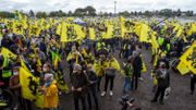 Manifestation du Vlaams Belang à Bruxelles: le fruit d'une stratégie de communication payante