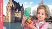 Après avoir visité Bruxelles et Tournai, Martine visite Mouscron