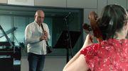 L'Ensemble Kheops célèbre le mariage entre la clarinette et le violoncelle officié par Magnus Lindberg
