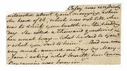 Des lettres de Jane Austen mises aux enchères, 200 ans après sa mort