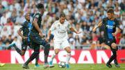 Le FC Bruges frôle l'exploit et ramène un point du Real Madrid de Hazard et Courtois