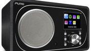 Radio DAB+ et internet Pure Evoke F3