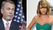 USA: un chef républicain utilise la chanteuse Taylor Swift pour fustiger Obama