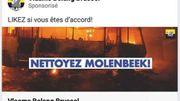 Comment le Vlaams Belang continue à faire tourner les vidéos de Molenbeek
