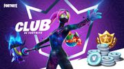Fortnite lance le Club, sa formule d'abonnement