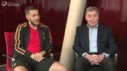 Standard-Anderlecht, Messi-CR7, Zidane-Martinez: quiz spécial pour Eden Hazard et Eddy Merckx