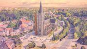 L'église Sainte-Hubert reconvertie en logements?