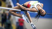 Nafissatou Thiam passe 1m98 et bat le record du monde du saut en hauteur dans un heptathlon