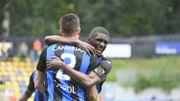 Pro League: Bruges s'impose dans la douleur contre une Union Saint-Gilloise inspirée