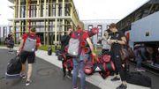 Les Red Flames de retour en Belgique entre déception pour l'élimination et fierté