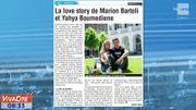 La love story de Marion Bartoli et Yahya Boumediene !