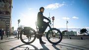 Ce vélo électrique va aussi vite qu'un scooter ou qu'une voiture en ville