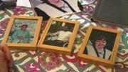 Les photos de Katia Bucyana, Isaïe Bucyana et Claire Beckers