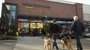 USA: le géant d'internet Amazon ouvre sa première librairie à Seattle