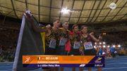 Les Belgian Tornados à nouveau champions d'Europe, leur 10e médaille internationale