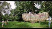 """""""Invisible City"""", un sanctuaire culturel éphémère, à la conquête des arbres londoniens"""