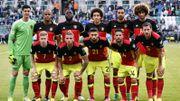 Les Diables rouges reculent à la 10ème place au classement FIFA