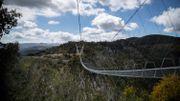Portugal: découvrez le plus long pont suspendu pour piétons au monde