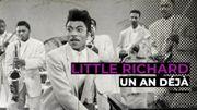 Hommage à Little Richard dans Sunday 60's