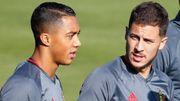 """Eden Hazard : """"Pour Tielemans, cela semble être le bon moment pour partir"""""""