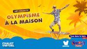 Défi collectif: participez aux Jeux Olympiques à la maison avec Viva for Life et Aqualibi