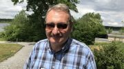Alain Bouchat, conservateur des réserves naturelles des Tiènes de Dailly et de la Prée depuis trente ans