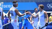 JO Tokyo 2020 – Hockey: Les Red Lions battent difficilement l'Inde et se qualifient pour la finale
