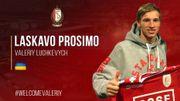 Le Standard officialise l'arrivée de l'Ukrainien Valeriy Luchkevych