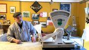 À 51 ans, l'artisan-boucher Pol Beguin perpétue les recettes de ses aïeux