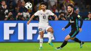 Le Real Madrid vient difficilement à bout d'Al Jazira mais rejoint Gremio en finale