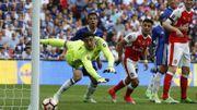 Pas de doublé pour Chelsea et ses 3 Diables, battus par Arsenal en finale de FA Cup