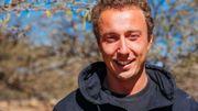 Stijn Verschueren, jeune Belge, vient de décrocher un emploi ici, un job de rêve au milieu de la vie sauvage.