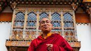 Karma Gyeltshen vit son rêve d'enfant : devenir moine bouddhiste et consacrer tout son temps à la pratique de cette sagesse.