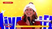 """Sara de Paduwa perd les pédales: """"le 4e jour, mon cerveau part faire un tour!"""""""