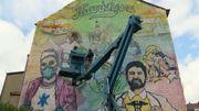 Offrez-vous une bulle évasion : partez à la découverte du parcours de Street-Art dans les rues de Bruxelles