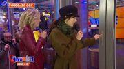 Nolwenn Leroy enferme Sara, Ophélie et Cyril dans le cube
