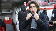 Sa Pinto suspendu jusqu'au 21 décembre, soit pour trois rencontres