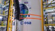 Le lanceur européen Vega, qui transporte 53 cubesats