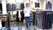 Une boutique de vêtements pour grands... Quelle bonne idée !