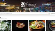 """Les """"50 Best"""" lancent un moteur de recherche de bonnes adresses de restaurants et bars"""
