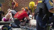 Une voiture fonce dans la foule lors d'un rassemblement de la droite radicale au USA: 1 mort 19 blessés